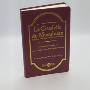 Invocations Citadelle du musulman