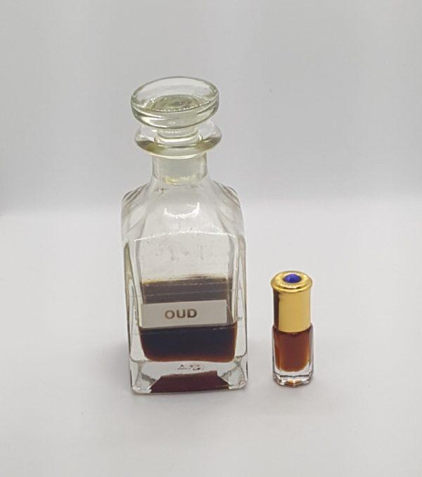 Oud essence de parfum