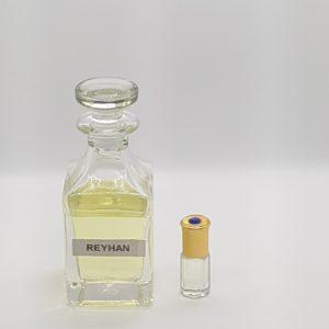 Essence parfum sans alcool Reyhan