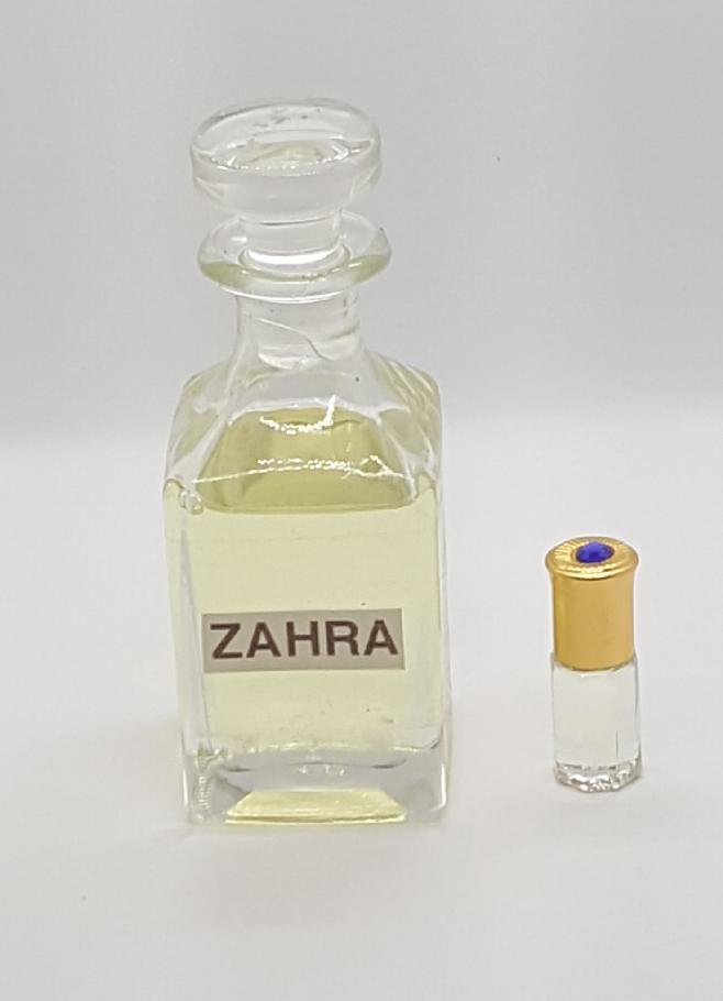 essence de parfum sans alcool zahra. Black Bedroom Furniture Sets. Home Design Ideas