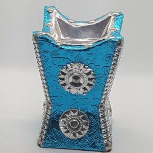 Encensoir bleu brule encens