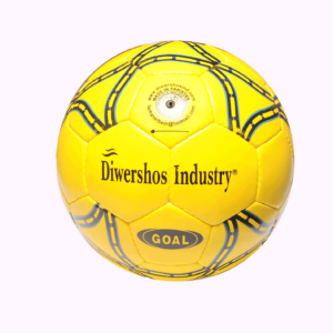 Ballon de foot goal one gris