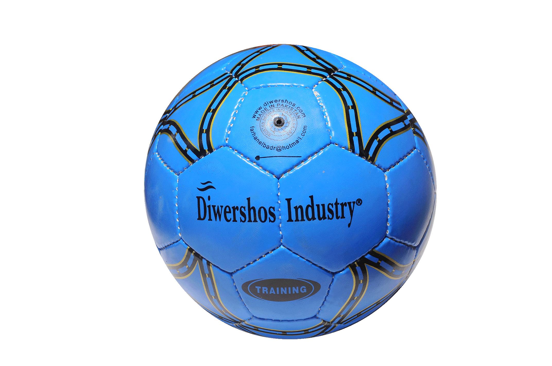 9e5bdd500621e Ballon de foot de la marque Diwershos