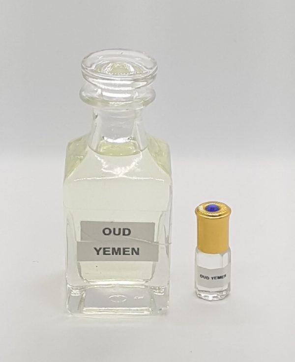 essence de parfum oud yemen