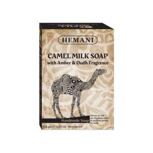 Savon lait de chamelle et Oud