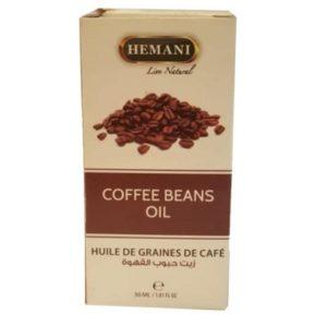 Huile de graine de café